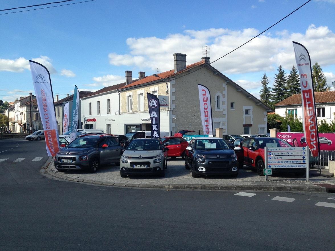 Véhicules neufs Citroën près de Cognac (16) | Chalais Automobiles